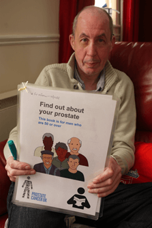 Prostate Awareness Training - Graham's story