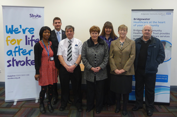 Stroke Service Launched in Warrington