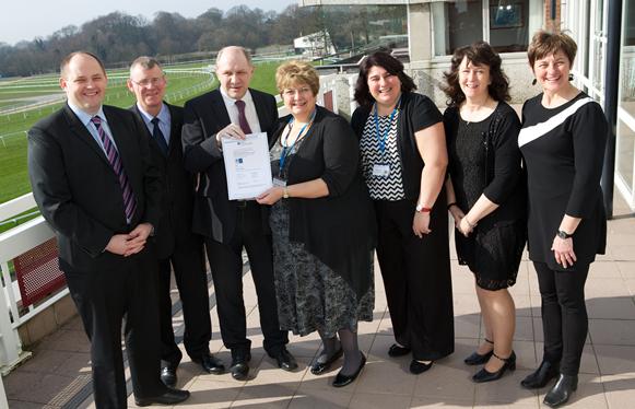ISO 14001 Award