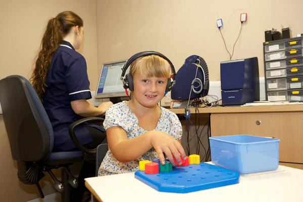 Children\'s Audiology Service in St Helens & Runcorn & Widnes (Halton)