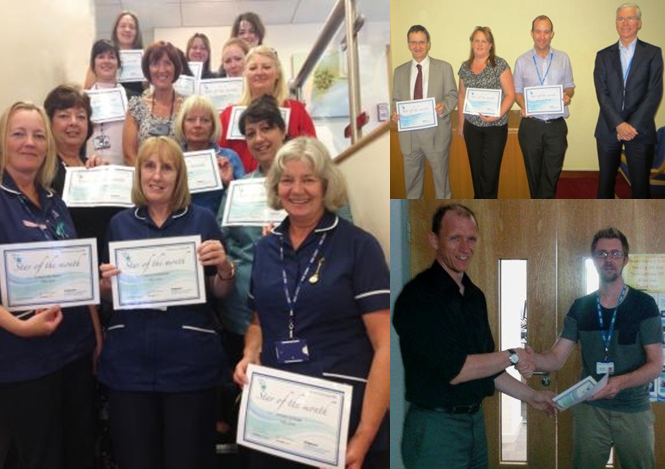 Stars of the Month July 2014