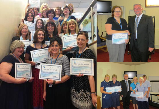 Stars of the Month for June 2014