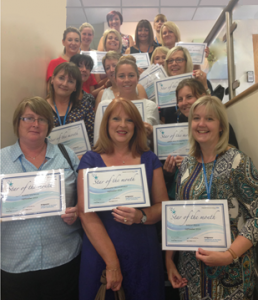Stars of the Month for August 2014 2