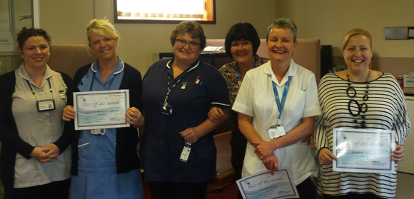 Stars of the Month March 2015