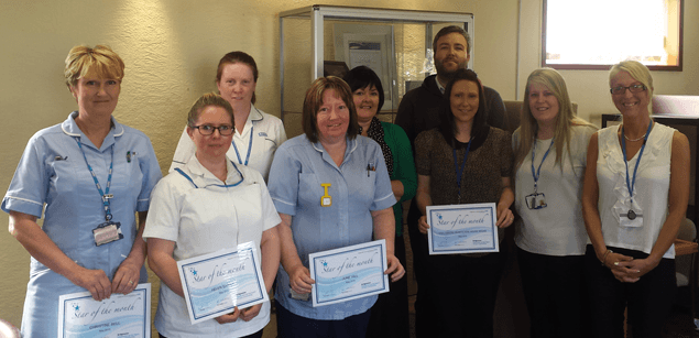 Stars of the Month May 2015 - Adults