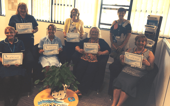 Stars of the Month Childrens August 2015