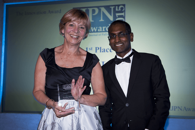 Halton nurse Pauline's amazing international awards success