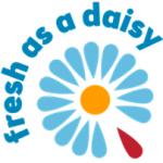 Fresh as a daisy logo
