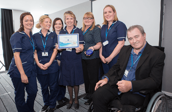 St Helens nursing staff commended at local healthcare awards