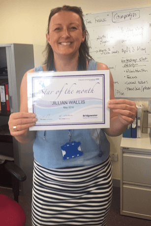 Stars of the Month May 2016 Corporate