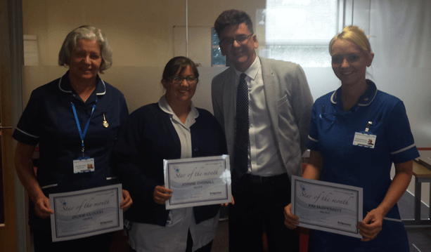 Stars of the Month May 2016