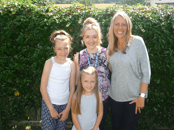 St Helens Speech and Language Therapist celebrated