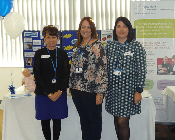 Warrington Family Nurse Partnership Team