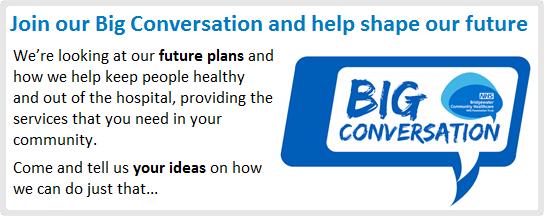 Big Conversation events