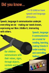 Speech and Language information