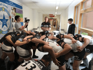 Widnes Vikings tackle NHS pressures with unique campaign