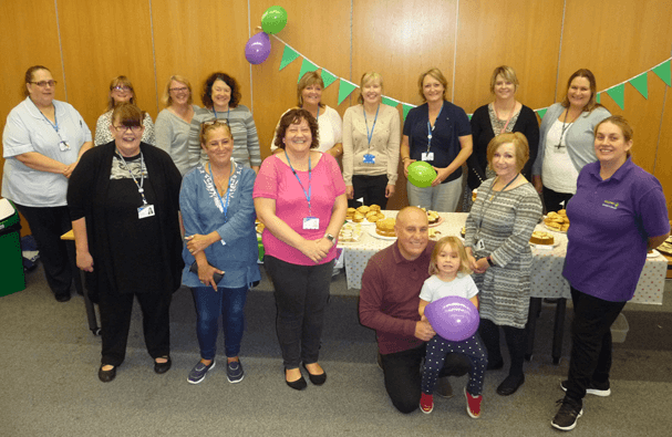 Halton teams recognised by Unicef for the support they offer to new mums