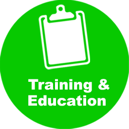 Link to training and education page