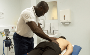 Warrington Physiotherapy Service adopts pioneering new back pain initiative