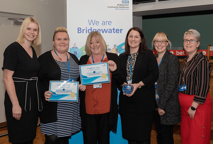 Local NHS Team announced as a finalist at The Unsung Hero Awards
