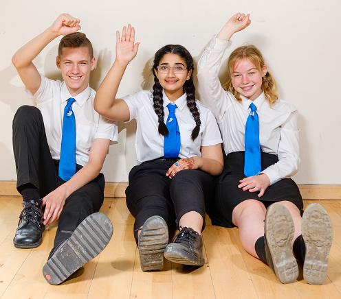 HPV school children image
