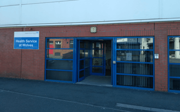 Health Services at Warrington Wolves