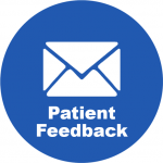 Link to Patient Feedback page
