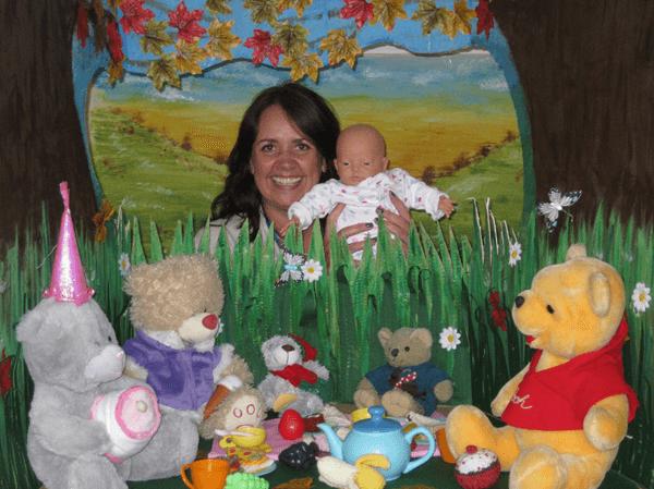 Warrington FNP Maxine Teddy Bear Picnic