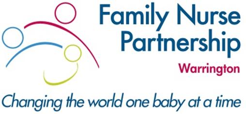 Warrington Family Nurse Partnership logo